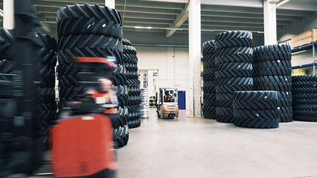 Contentakel betreut mit der Bohnenkamp AG Europas umsatzstärksten Reifengroßhändler.
